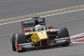 Ericsson finally gets first 2013 GP2 win