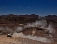 Roma secures Dakar Rally victory