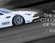 Aston Martin accepting entries for GT4 Challenge of North America