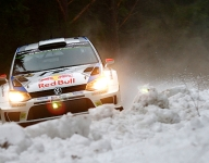 WRC: Latvala extends Rally Sweden lead with clean sweep