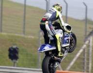 MotoGP: Rossi and Pedrosa tie on final day