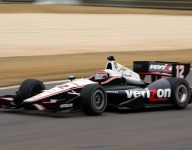 IndyCar: Penske 1-2-3 on first day of Spring Training