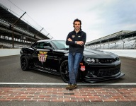 Indy 500: Franchitti named to drive pace car