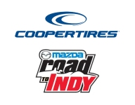 Cooper Tires and Mazda Road to Indy launch hashtag program