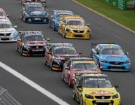 V8 Supercars: McLaughlin gives Volvo S60 first win