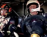 Jay Leno tests Dakar-winning Mini
