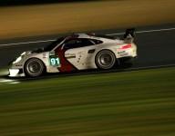 Le Mans: Tandy to Manthey Porsche team