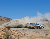 WRC: Ogier leads VW one-two in Mexico
