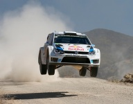 WRC: Ogier leads Rally Mexico after chaotic first day