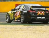 V8 Supercars: Van Gisbergen continues Melbourne domination