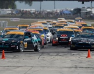 Nissan Academy champs set for Continental Tire series