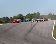 Indy Lights: Chaves wins shortened Barber race 2