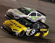 NASCAR penalizes Ambrose and Mears for pit altercation