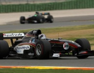 Auto GP: Dejonghe sets record pace at Valencia