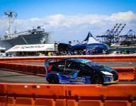 Bryan Herta's Barracuda Racing team joins Rallycross fray with Austin Dyne