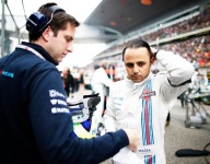 F1: Massa frustrated by run of bad luck