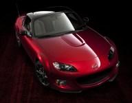 Mazda reveals 25th Anniversary Edition MX-5 at New York Auto Show