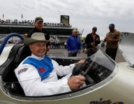 Parnelli Jones to serve as Grand Marshal for vintage racing Brickyard Invitational