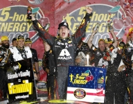 NASCAR: Gordon claims his first win of 2014 in Kansas