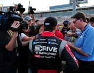 NASCAR: Gordon halted by back pain