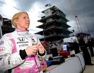 IndyCar: Playing for Pink, by Pippa Mann