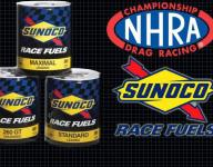 Sunoco joins NHRA as official sponsor