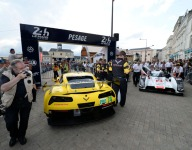 LM24: Tuesday Le Mans notebook