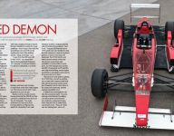 Racing technology leads the July 2014 issue of SportsCar magazine