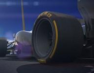 Pirelli reveals 18-inch F1 tires