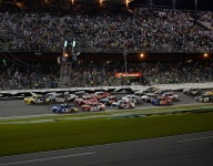 Nationwide: rookie Sieg helps Kahne come from behind at Daytona