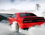 Dodge Challenger SRT Hellcat sets 11.2sec quarter-mile