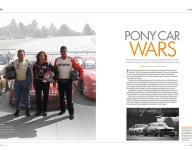 Trans Am recharged in the August 2014 issue of SportsCar magazine