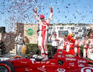 IndyCar: Dixon wins GoPro Grand Prix of Sonoma thriller