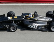 Indy Lights test gallery and video