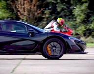 VIDEO: McLaren P1 vs Porsche 918 vs Ducati 1199 Superleggera