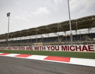 Michael Schumacher doctor reports progress in his recovery