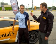 Townsend Bell launches new car show on ESPN2