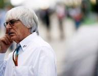 "F1: Crisis ""probably my fault,"" Ecclestone concedes"