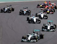 F1: Rosberg revives title hopes with Brazilian GP victory