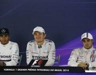 F1: Post-race press conference - Brazil