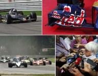 PRUETT: F1's season of broken headlines