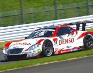 WEC: SARD close to LMP2 effort with Toyota-branded V8?