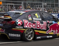 V8 Supercar: Downpour hits with Whincup ahead