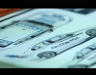 2015 Ford Falcon V8 Supercar teaser