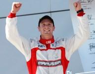 IndyCar: GP3 runner-up Dean Stoneman targets U.S. switch
