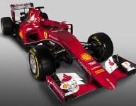 F1: Ferrari reveals SF15-T