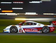 IMSA: Action Express Corvette DP leads night testing at Daytona