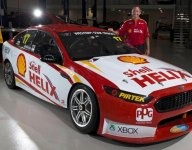 V8 Supercars: DJR Team Penske reveals Shell Helix-backed entry
