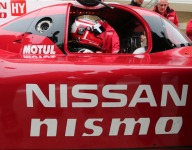 WEC: Nissan LMP1 tech talk with Ben Bowlby