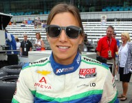 IndyCar: Andretti confirms de Silvestro for St. Petersburg Opener